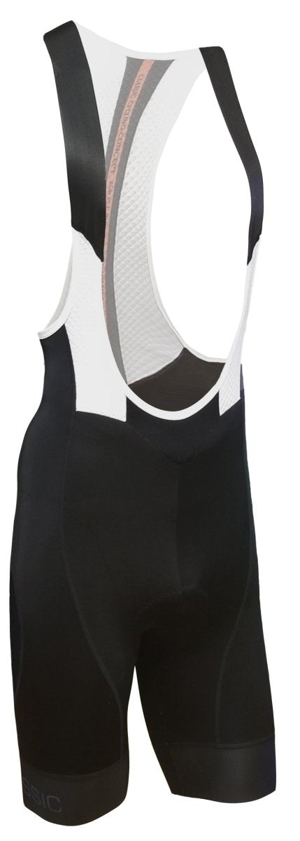 Classic Cycling Elite V. 1.1 Bib Short - Black - Classic Cycling