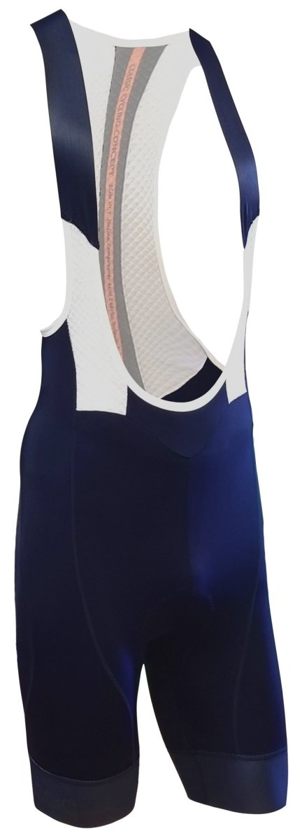 Classic Cycling Elite V. 1.1 Bib Short - Navy - Classic Cycling