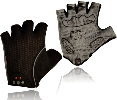 Classic Cycling Gloves Black - Classic Cycling