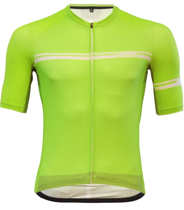 Classic Cycling Ice Jersey - Fluo Green - Classic Cycling