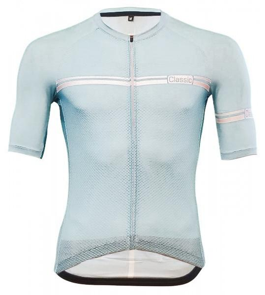 Classic Cycling Ice Jersey - Light Blue - Classic Cycling