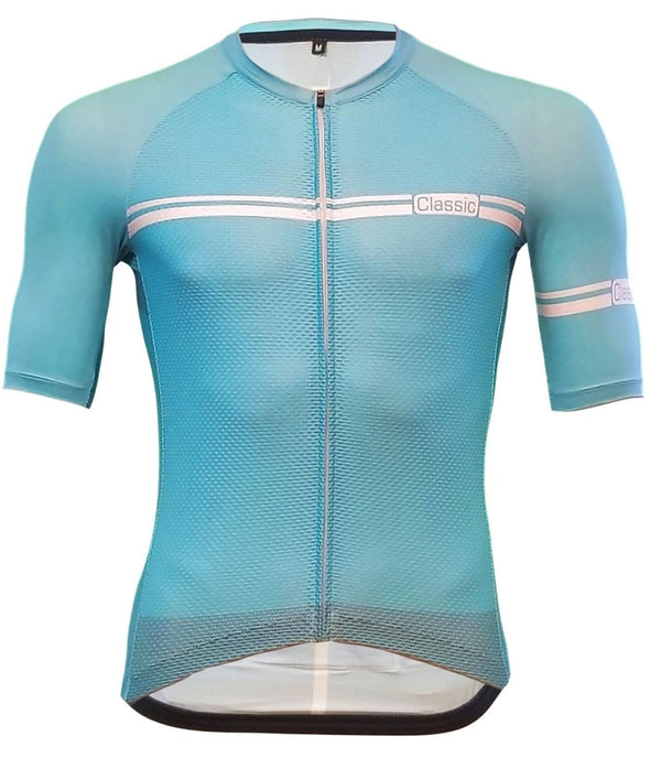 Classic Cycling Ice Jersey - Turquoise - Classic Cycling