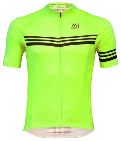 Classic Cycling  Men's Metric 2 Jersey - Fluo - Classic Cycling