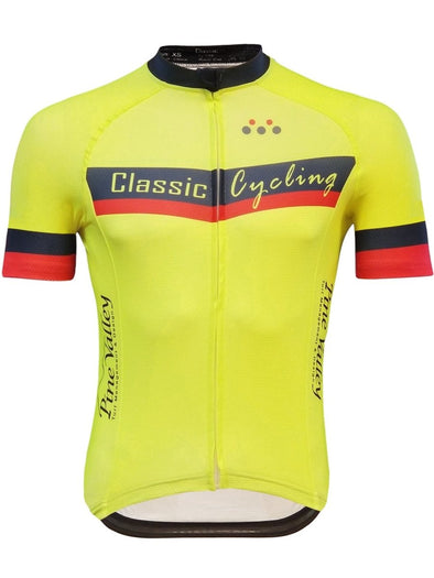 Classic Cycling  Metric Jersey - Fluo - Classic Cycling