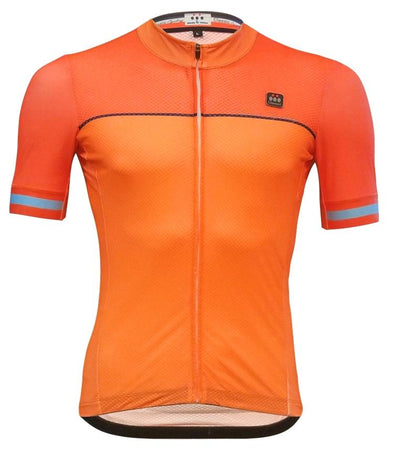 Classic Cycling Pace Jersey - Fluo Orange - Classic Cycling