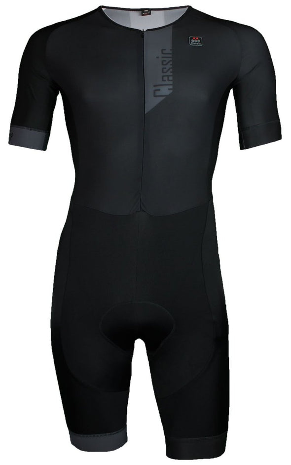 Classic Cycling Road Skin Suit - Black - Classic Cycling