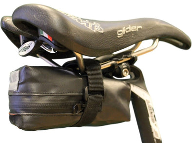 Classic Cycling Small Compact Saddlebag - Classic Cycling