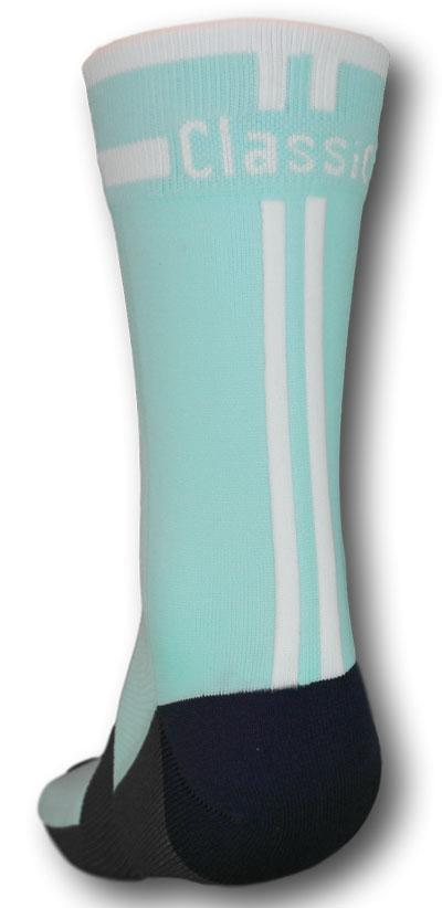 Classic Cycling Sock - Light Blue - Classic Cycling