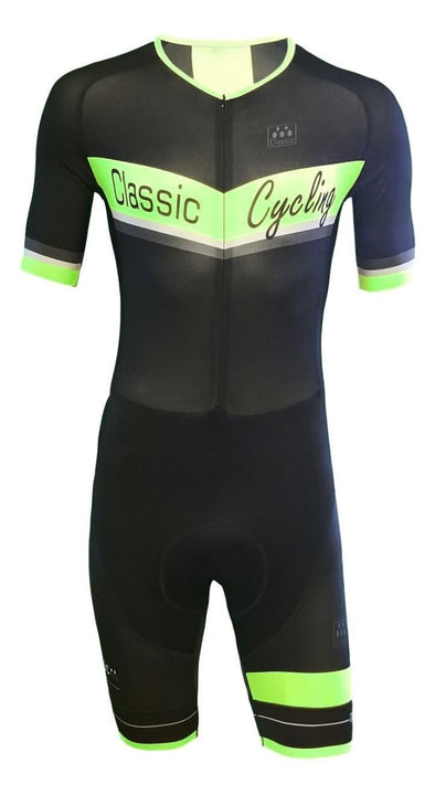 Classic Cycling Team Road Skin Suit - Classic Cycling