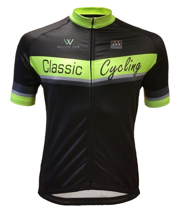 Classic Cycling Team WINTER Short Sleeve Jersey 2018 - Classic Cycling