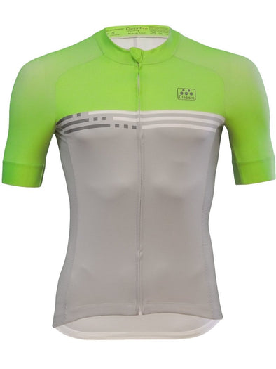 Classic Cycling Tour Jersey - Green - Classic Cycling