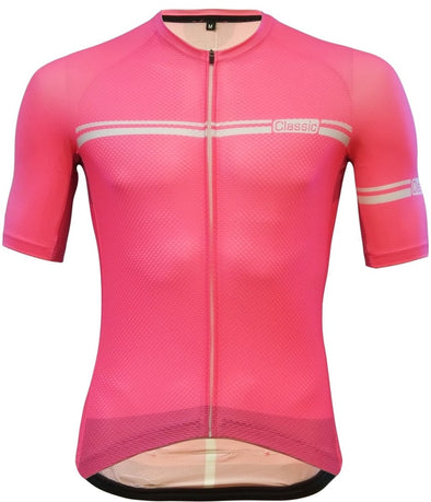 Classic Cycling Women's Ice Jersey - Pink - Classic Cycling