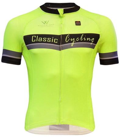Classic Cycling Women's Metric Team Jersey - Fluo - Classic Cycling