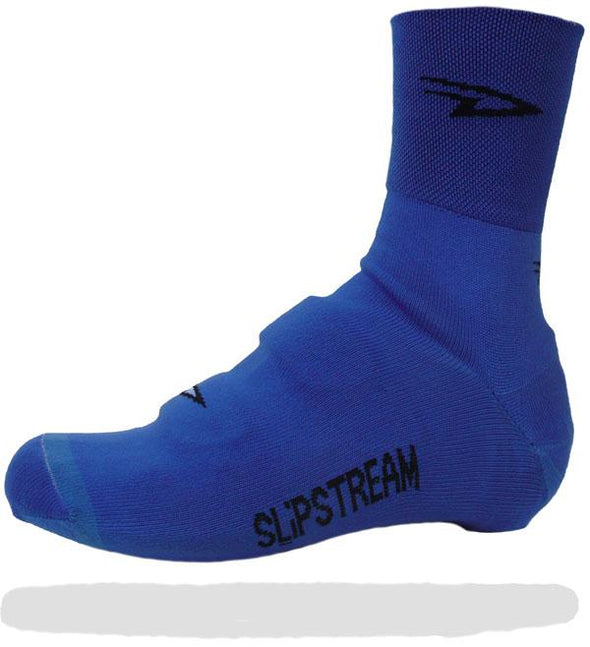 DeFeet Slipstream Shoe Cover- Oversock Blue L-XL - Classic Cycling