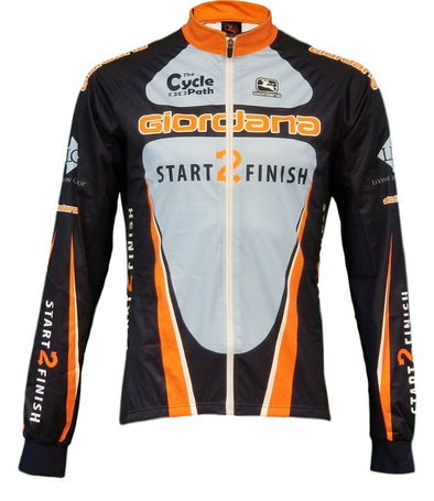 Giordana Alpine Windfront Cycling Jacket - Classic Cycling
