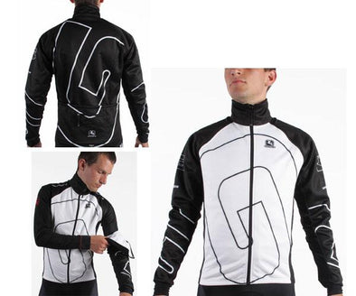 Giordana Alta Gamma Thermal Cycling Jacket - Vest - Classic Cycling