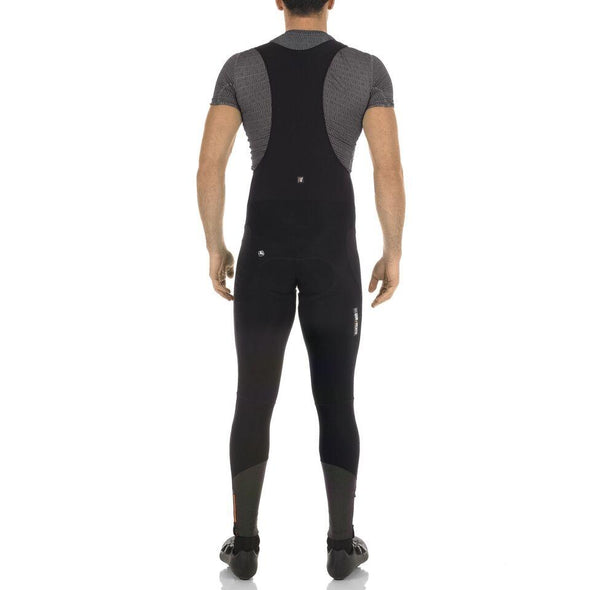 Giordana AV Bib Full Windfront Tights - Men's - Black without pad - Classic Cycling