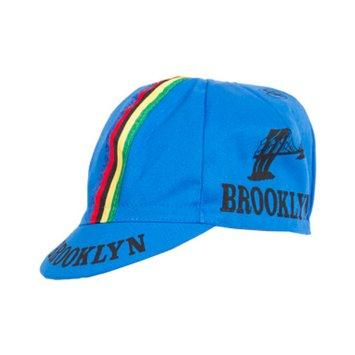 Giordana Brooklyn WC Cycling Cap - Blue - Classic Cycling