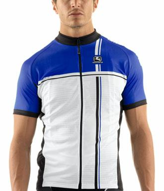 Giordana Eurofit Jersey Trade Blue - Classic Cycling