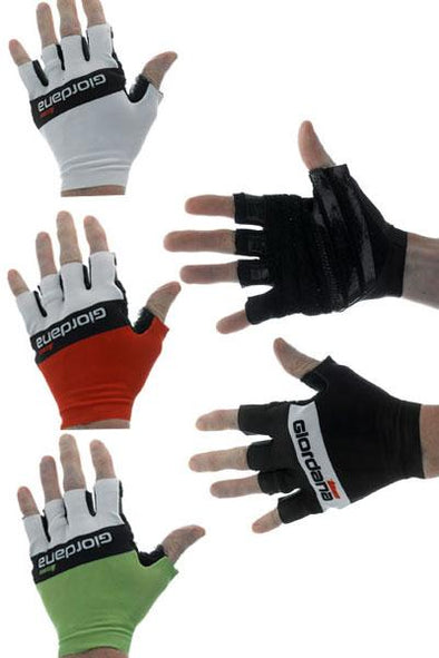 Giordana FR-C Cycling Gloves Trade Black - Classic Cycling