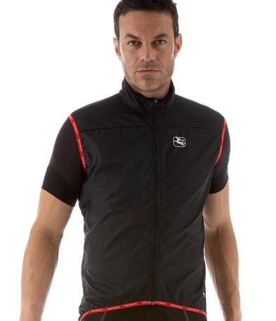Giordana FR-C Cycling Vest Black - Classic Cycling
