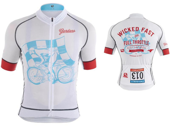 Giordana FR-C Endurance Conspiracy X Wicked Fast Jersey - Classic Cycling