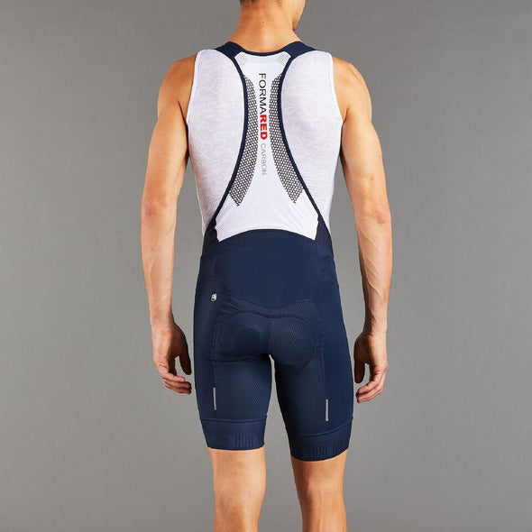 Giordana FR-C Pro Bib Short - Navy Blue - Classic Cycling