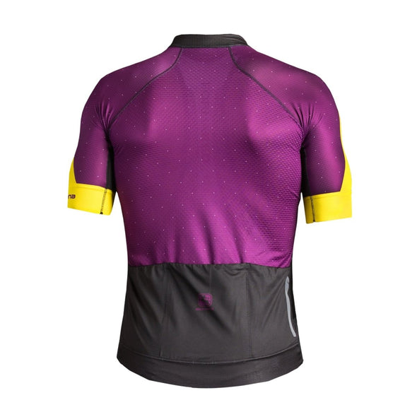 Giordana FR-C Pro Moda Short Sleeve Jersey - Knight - Purple - Classic Cycling