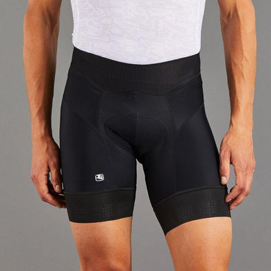Giordana FR-C Pro Short - Black (5 cm Shorter Leg Length) - Classic Cycling