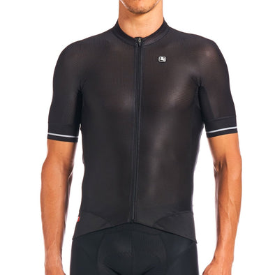 Giordana FR-C PRO Short Sleeve Jersey - Black - Classic Cycling