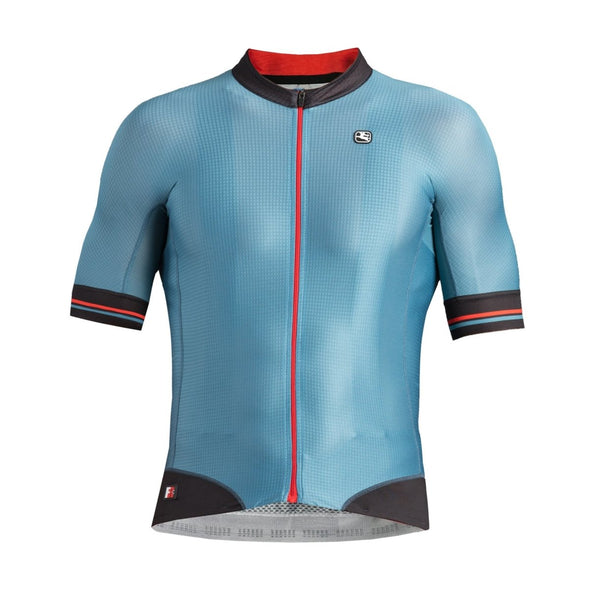 Giordana FR-C PRO Short Sleeve Jersey - Blue-Black - Classic Cycling