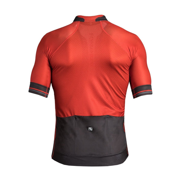 Giordana FR-C PRO Short Sleeve Jersey - Red-Black - Classic Cycling
