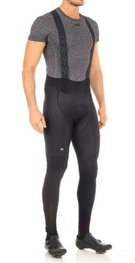 Giordana FR-C PRO Thermal Bib Tights - Black - Classic Cycling