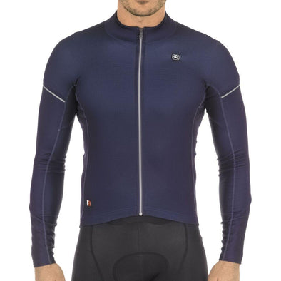 Giordana FR-C PRO Thermal Long Sleeve - Dark Blue - Classic Cycling