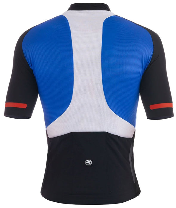 Giordana FR-C Short Sleeve Jersey Blue - Classic Cycling