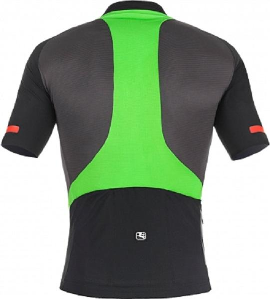 Giordana FR-C Short Sleeve Jersey - Grey - Classic Cycling