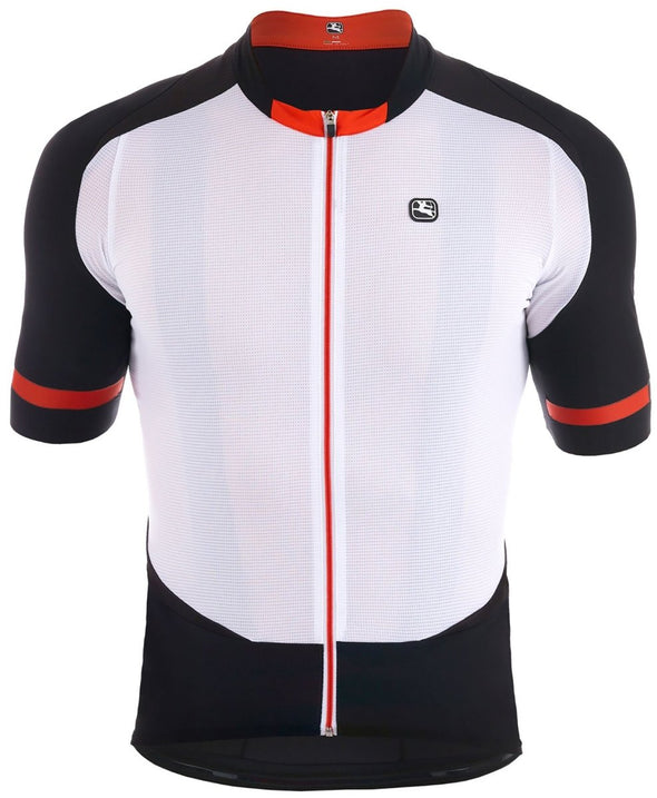 Giordana FR-C Short Sleeve Jersey White - Classic Cycling