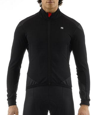 Giordana FR-C Thermal Cycling Jacket Black - Classic Cycling