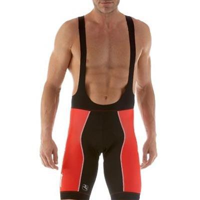 Giordana FR-C Trade Bib Shorts Trade Red - Classic Cycling