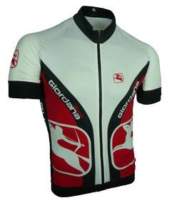 Giordana FR-C Trade Jersey - Red - Classic Cycling