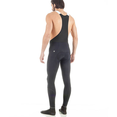 Giordana Fusion Bib Tight - Black - Classic Cycling
