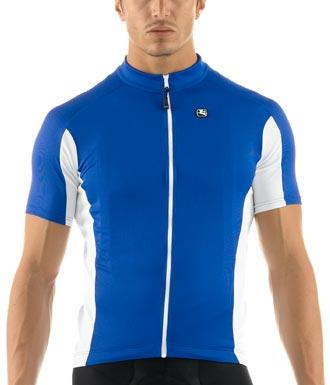 Giordana Fusion Jersey Blue - Classic Cycling