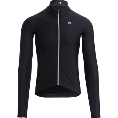 Giordana FUSION Long Sleeve Jersey - Black - Classic Cycling
