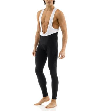 Giordana Fusion Roubaix Cycling Bib Tights with Pad - Classic Cycling