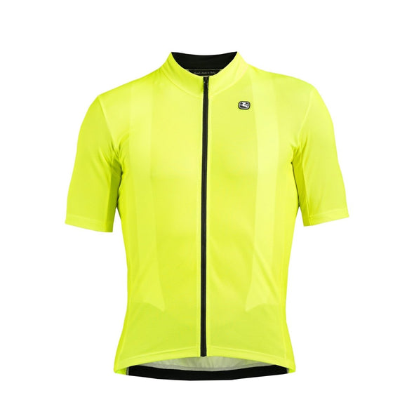 Giordana Fusion  Short Sleeve Jersey - Fluo - Classic Cycling