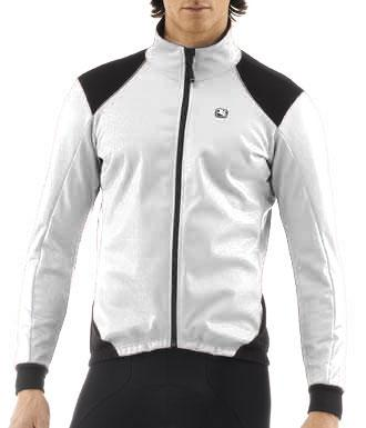 Giordana Fusion Thermal Cycling Jacket White - Classic Cycling