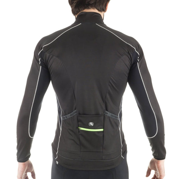 Giordana Fusion Winter Jacket - Black - Classic Cycling