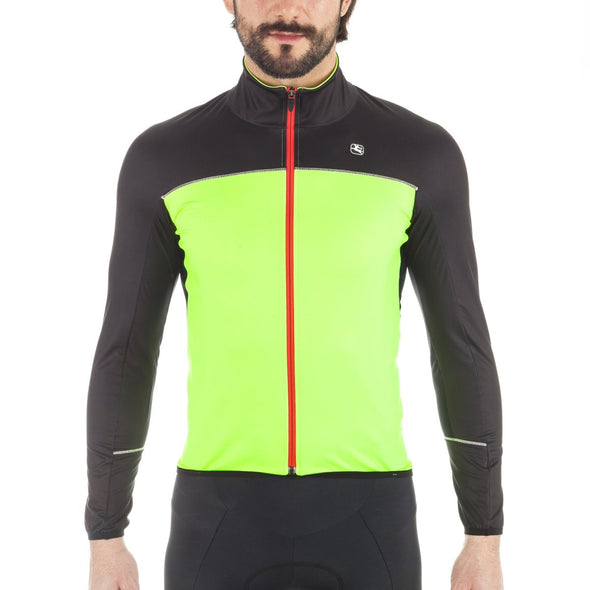 Giordana Fusion Winter Jacket - Fluo - Classic Cycling