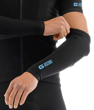 Giordana G Shield Arm Warmers Black - Classic Cycling