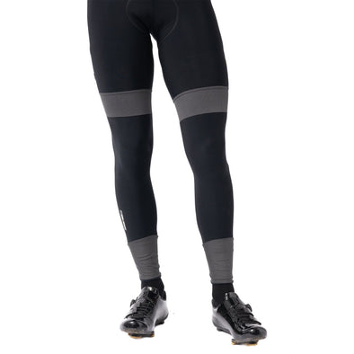 Giordana G-SHIELD Leg Warmer - Black - Classic Cycling